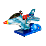Fighter Jet Kiddie Ride