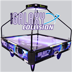 Galaxy Collision QuadAir Coin Air Hockey