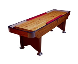 9' Classic Cushion Shuffleboard Table- Venture