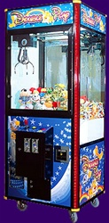 Double Play Crane Machine