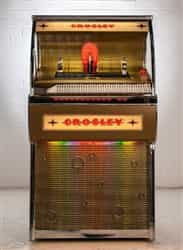 Rocket 80 CD Bluetooth Full-Size Jukebox