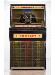 Crosley Rocket 45 Vinyl Jukebox - Black
