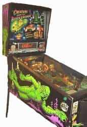 Creature from the Black Lagoon Pinball