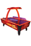 Dynamo Fire Storm Home Air Hockey - Non Coin