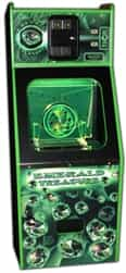 Emerald Treasures Coin Pusher