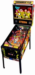 Family Guy Pinball Machine-2008 Stern (Pre-Played)