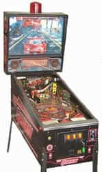 Getaway, High Speed II Pinball Machine-1992 Williams (Pre-Played)