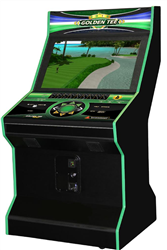 "2021 Golden Tee LIVE 27"" LCD Upright"