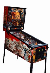 Hook Pinball Machine-1992 Data East (Pre-Played)