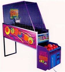 ICE Full Court Fever Basketball Arcade (Pre-Played)