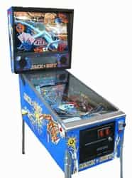Jackbot Pinball Machine-1995 Williams (Pre-Played)