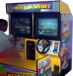 Junior Grand Prix Star II Arcade