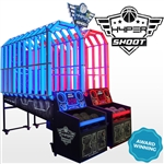HYPERshoot Basketball Arcade