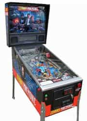 Johnny Mnemonic Pinball Machine-1995 Williams (Pre-Played)