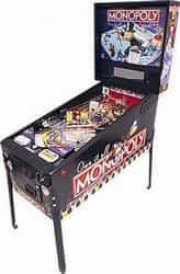 Monopoly Pinball Machine (Pre-Played)