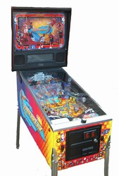 NBA Fastbreak Pinball Machine-1997 Bally (Pre-Played)