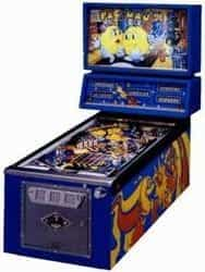 Mr. & Mrs. Pac-man Pinball Machine-1982 Bally (Pre-Played)