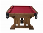 Colorado Slate Pool Table 8'