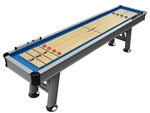 "12' Extera Outdoor Shuffleboard Table w/ 20"" wide playfield"