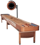 12' Telluride Shuffleboard - Honey