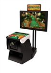 PowerPutt Golf (Showpiece Cabinet)