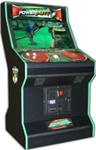 "PowerPutt Golf 27"" LCD Arcade"