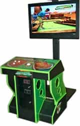 PowerPutt Golf (FunGlo Cabinet)