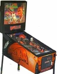 Pre-Played Space Jam Pinball