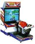 Pre-played Manx TT Superbike Arcade