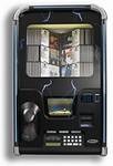 Rowe Laserstar Storm CD Wall Jukebox Yellow