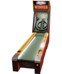 Skee-Ball Classic Alley 10' Game - Home Version