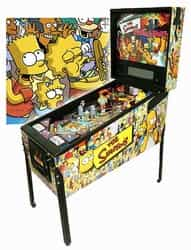 Simpsons Pinball Party (Pre Played)