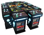 10 Player - Arcade Table - Skill Based Amusement Games