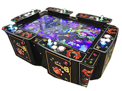 6 Player - Arcade Table - Skill Based Amusement Games