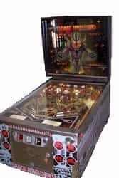 Space Invaders Pinball Machine-1981 Bally (Pre-Played)