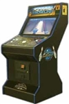 "Silver Strike X 27"" LCD Upright"