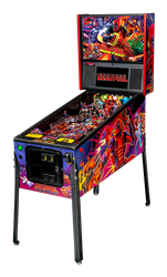Dead Pool PRO Pinball Machine