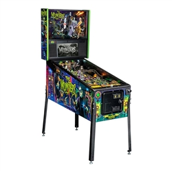 Munsters PRO Pinball Machine
