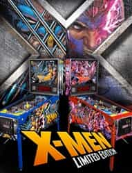 STERN X-Men LE Pinball Machine - 2012