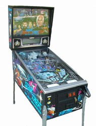 Star Trek the Next Generation Pinball Machine-1993 Williams (Pre-Played)