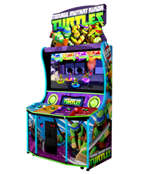 Teenage Mutant Ninja Turtles 55""