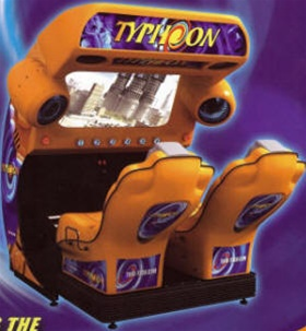 Trio-Tech Typhoon Motion Theater | Monkeys Arcades | Lowest Price ...