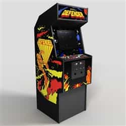 Used Defender Arcade Game