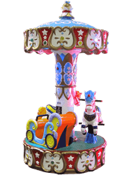UNIS Angel Carousel