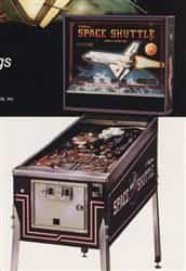 Space Shuttle Pinball (Pre-Played)