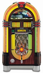 Wurlitzer Model 1015 CD Jukebox (Walnut Model)