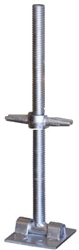 Swivel Scaffold Screw Jack with Base Plate