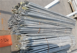 Scaffolding Cross Brace 7'x2' (USED)