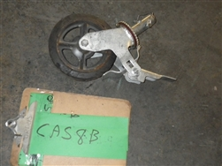 "Scaffolding 8"" B Sized Locking Caster (USED)"