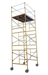 15 Foot Rolling Scaffold Tower